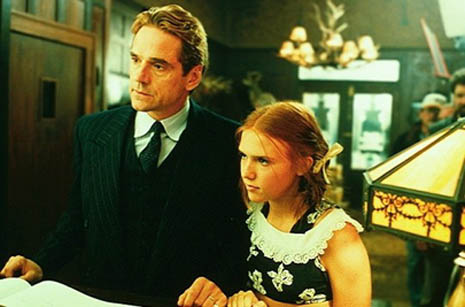 Jeremy Irons in Lolita