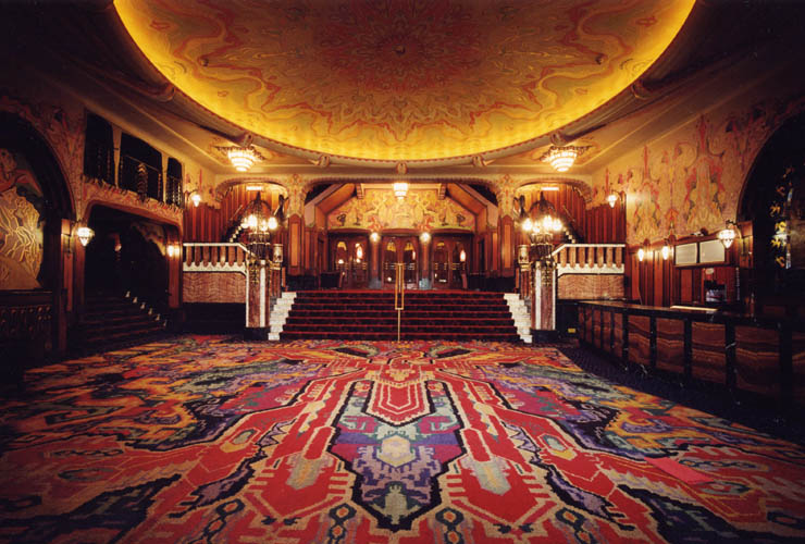 Path tuschinski for Lumiere decoration interieur