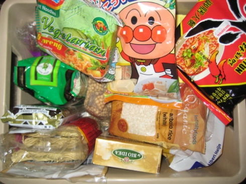 Een kijkje in mijn koolhydratenbox