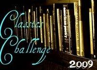 Classics reading challenge 2009 button