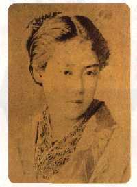 Picture of 'tojin' Okichi Saito