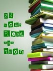 24 Hour Read-a-thon logo