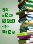 24 Hour Read-a-thon logo
