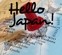 Hello Japan! logo