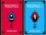 Covers Persepolis 1 & 2