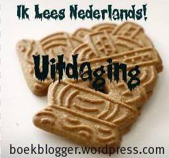 Button Ik lees Nederlands