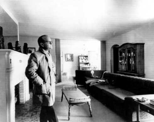 Capote in Clutter Home