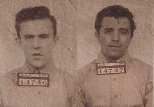 The murders, Dick Hickock and Perry Smith