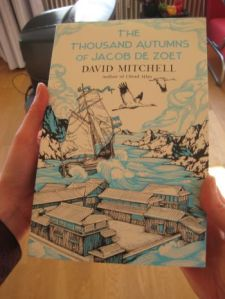 Book The Thousand Autumns of Jacob de Zoet