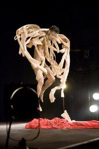 Butoh dancer Taketuru Kudo