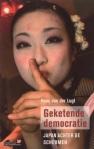 Cover Geketende Democratie (Japan), Hans van der Lugt
