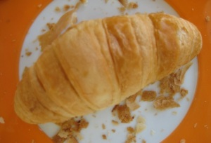 Croissant (unbaked)