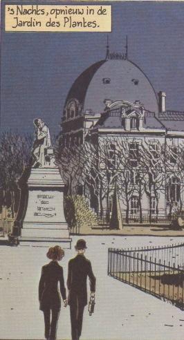 Jardin des Plamtes (Tardi)