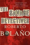 Cover The Savage Detectives (Roberto Bolano)