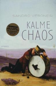 Cover Kalme Chaos, Sandro Veronesi