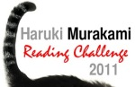 Murakami Challenge 2011 cat-tail-button
