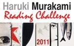 Murakami Challenge 2011 cover button