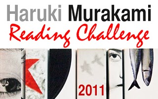 Murakami Challenge 2011 cover button