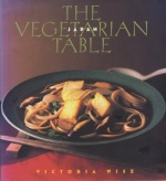 Cover Vegetarian Table: Japan (Victoria Wise)