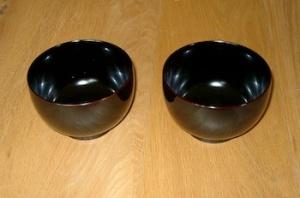 Japanese Soup Bowls