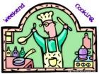 Beth Fish Weekend Cooking logo