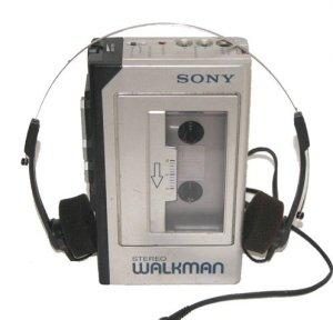 1st Walkman, 1979
