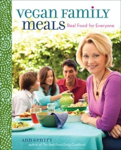 Cover Vegan Family Meals: Real Food for Everyone (Ann Gentry)