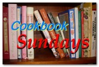 Button Cookbook Sundays