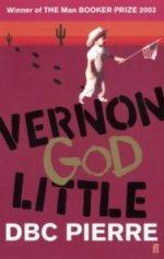 Cover Vernon God Little (DBC Pierre)