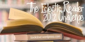 Eclectic Reader Challenge 2012 button