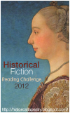 Historical Fiction Challenge portrait button