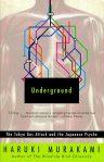 Cover Underground (Haruki Murakami)
