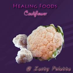 Healing Foods: Cauliflower (button)