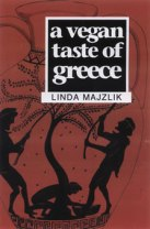 Cover Vegan Taste of Greece (Linda Majzlik)