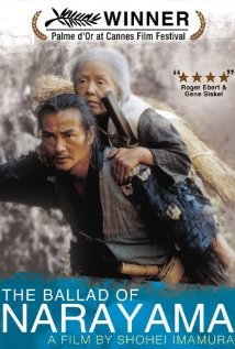 The Ballad of Narayama film poster