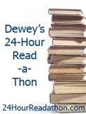 Dewey's 24 Hour Read-a-Thon button